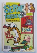 Serieparaden 1991 09