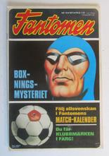 Fantomen 1971 10 Vg+