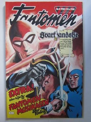 Fantomen 1985 04