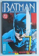 Batman Mörkrets Riddare 1992 03