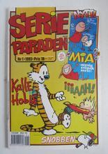 Serieparaden 1993 01