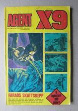 Agent X9 1973 07