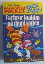 Kalle Ankas pocket 057 Farbror Joakim på djupt vatten