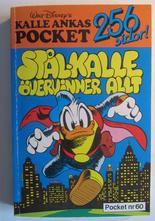 Kalle Ankas pocket 060 Stål-Kalle övervinner allt