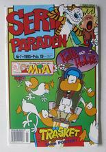 Serieparaden 1993 07