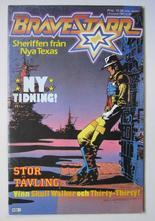 Brave Starr 1988 01