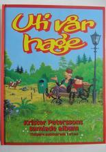Uti Vår Hage 1-3 inbundet album 1993 Läs beskrivning!