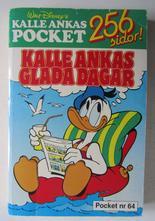 Kalle Ankas pocket 064 Kalle Ankas glada dagar