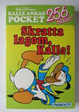 Kalle Ankas pocket 071 Skratta lagom, Kalle