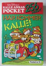 Kalle Ankas pocket 074 Här kommer Kalle