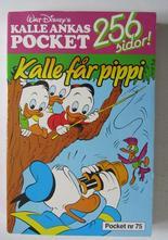 Kalle Ankas pocket 075 Kalle får pippi