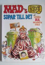 Mad 1984 Mad:s Julpajare