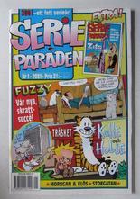 Serieparaden 2001 01