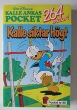 Kalle Ankas pocket 080 Kalle siktar högt