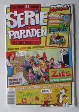 Serieparaden 2002 01