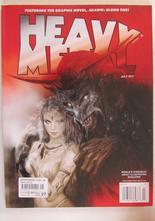 Heavy Metal Magazine 2011 07 July