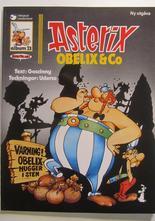 Asterix 23 Obelix & Co 2:a upplagan Fn
