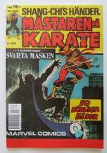 Mästaren på karate 1993 01