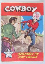 Cowboy 1960 36 Vg+