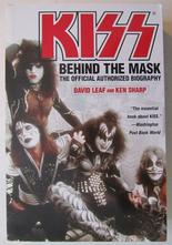 Kiss Behind the Mask Official Biography