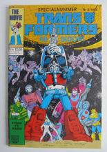 Transformers 1988 02 Vg+