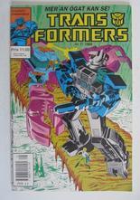 Transformers 1988 11 Vg+