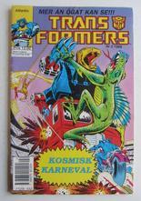 Transformers 1989 02 Vg+