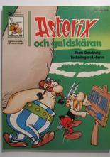 Asterix 10 Asterix och guldskäran 4:e upplagan VF