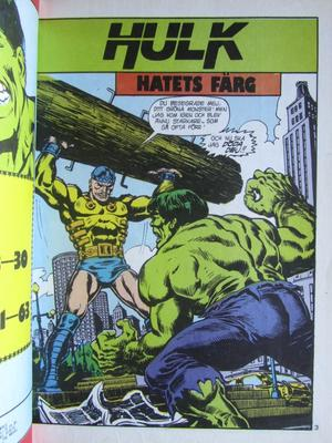 Hulk Superseriealbum 07 1982