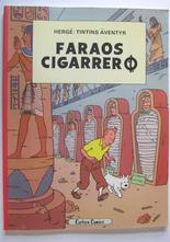 Tintin 05 Faraos cigarrer 13:e uppl.