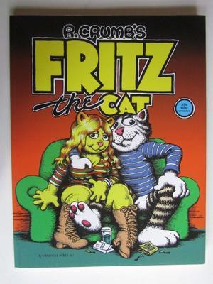 Crumb, Robert - Fritz the Cat