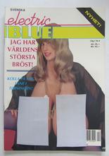 Electric Blue, Svenska 1991 04