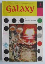 Galaxy 05 1959 Novellsamling science fiction