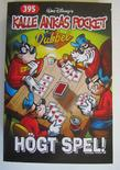 Kalle Ankas pocket 395 Högt spel