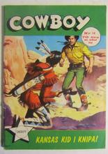 Cowboy 1962 14 Vg