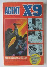 Agent X9 1973 10 Vg