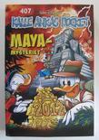 Kalle Ankas pocket 407 Mayamysteriet