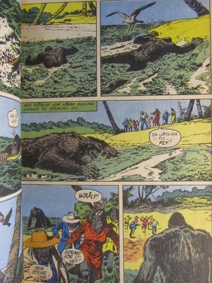 Bonga Den stora apan 1974