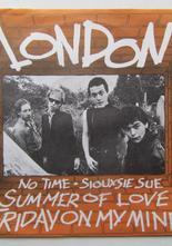 "London No Time 7"" EP"