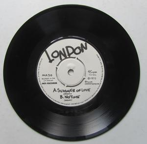 "London No Time 7"" EP"
