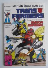Transformers 1988 03 VF