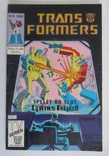Transformers 1988 05 Vg