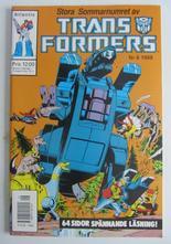 Transformers 1988 06 VF