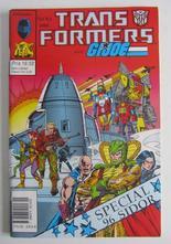 Transformers 1988 09,5 Vg+