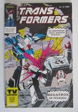 Transformers 1989 12 Vg-