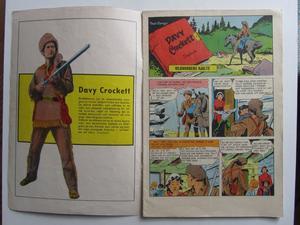 Walt Disney's Davy Crockett 1956 Good