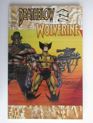 Deathblow and Wolverine