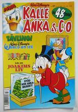 Kalle Anka & Co 1992 47 Don Rosa