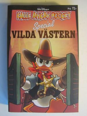 Kalle Ankas pocket Special Vilda Västern