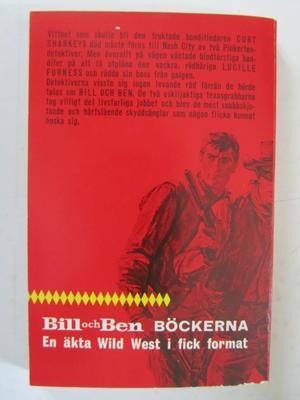 Bill och Ben 013 på vakt